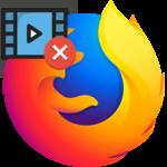 Не воспроизводится видео в Firefox