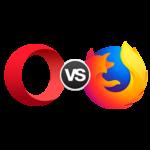 Что лучше: Opera или Firefox