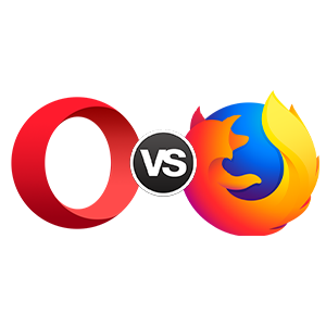 Что лучше - Opera или Firefox