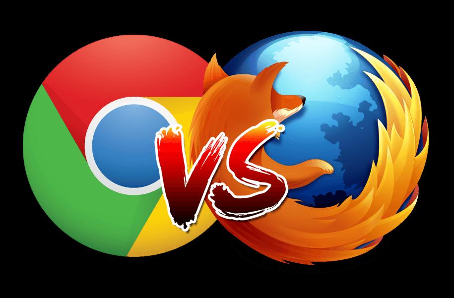 Картинка Что лучше - Firefox или Chrome