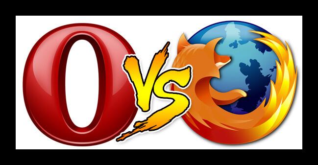 Картинка Что лучше - Opera или Firefox