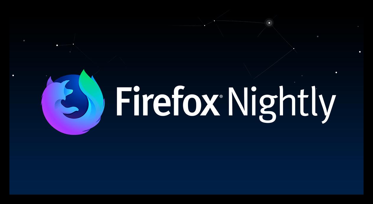 Картинка Firefox Nightly