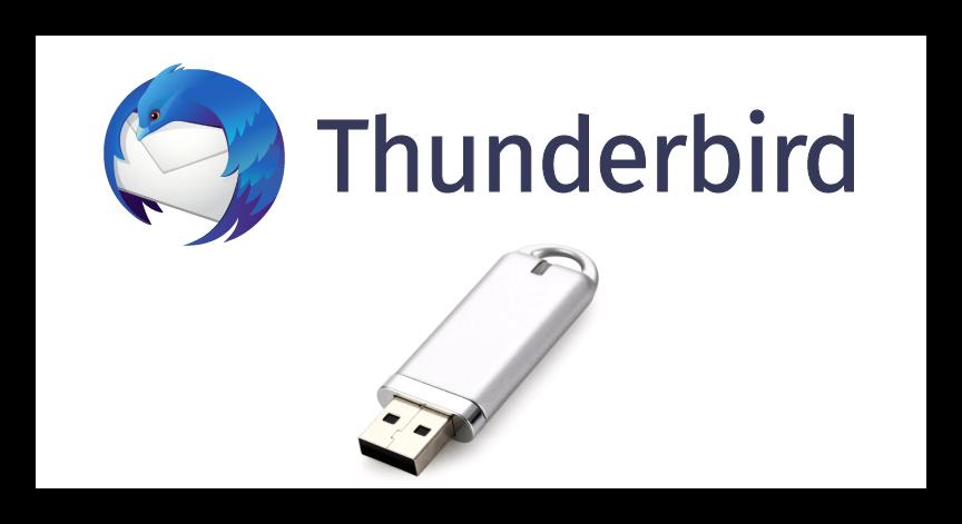 Картинка Mozilla Thunderbird Portable