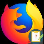 Mozilla Firefox не отвечает