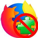 Как удалить плагины из Firefox