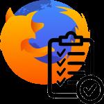 Автозаполнение форм в Firefox