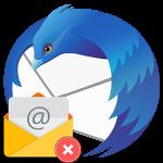 Ошибка отправления сообщения в Mozilla Thunderbird