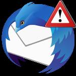 Ошибка в Thunderbird: конфигурация не может быть проверена
