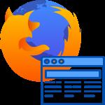 Speed Dial для Firefox