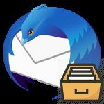 Архивация писем в Thunderbird