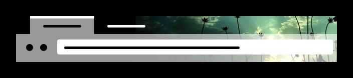 Общий вид темы japanese_sky01 для Mozilla Thunderbird